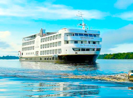 Manaus, AM: Luxuoso Cruzeiro All-Inclusive pelos rios Negro e Solimões | All-Inclusive | Créditos Fidelidade, Aéreo É Mais, Ecoturismo, Semana do Cliente