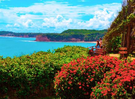 Tibau do Sul, RN: Romântico Hotel com vista para a Praia do Madeiro | Café da Manhã | Praia, Escapada, Viajar a Dois, Hotel de Charme, Lua de Mel, Aéreo É Mais, Novas Ofertas