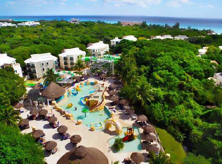 Eco Resort All-Inclusive em Playa del Carmen, na Riviera Maya | All-Inclusive | Viajar a Dois, Viajar com Crianças, Termas e Spa, Lua de Mel, Praia, Resort, Diversão, Internacional, Ecoturismo, Semana do Cliente