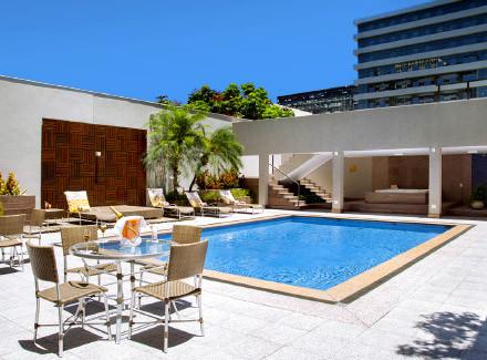Brasília, DF: Hotel cinco estrelas com piscina e a 1 km da Esplanada   Café da Manhã   Cidade, Cultura e Patrimônio, Novas Ofertas, Semana do Cliente